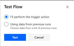 16a Flow Run Test